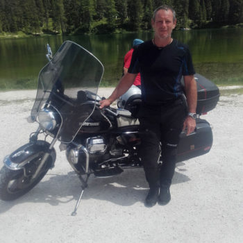 Stephan al Lago di Braies