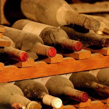 Einige Raritäten in unserem Weinkeller