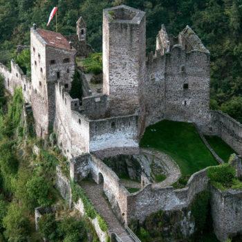 Die Burgen und Schlösser rund um Eppan