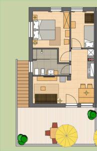 Appartamento Vernatsch a San Paolo di Appiano in Alto Adige